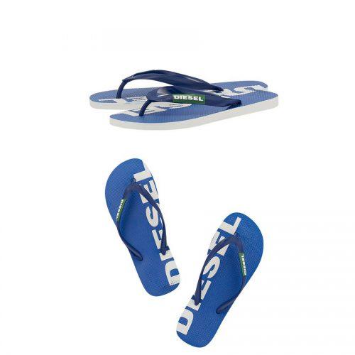Ανδρική Σαγιονάρα DIESEL Χρώμα Μπλε SA-BRIIAN