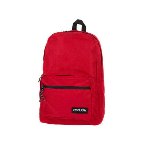 EMERSON Τσάντα Πλάτης Χρώμα Κόκκινο CLASSIC BACKPACK 182.EU02.30 -red