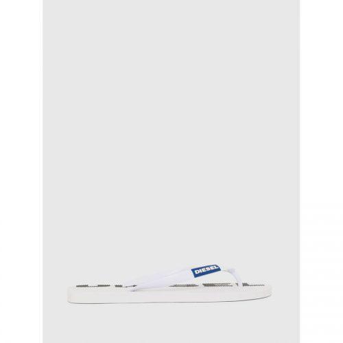 Ανδρική Σαγιονάρα DIESEL Χρώμα Λευκό SA-BRIIAN