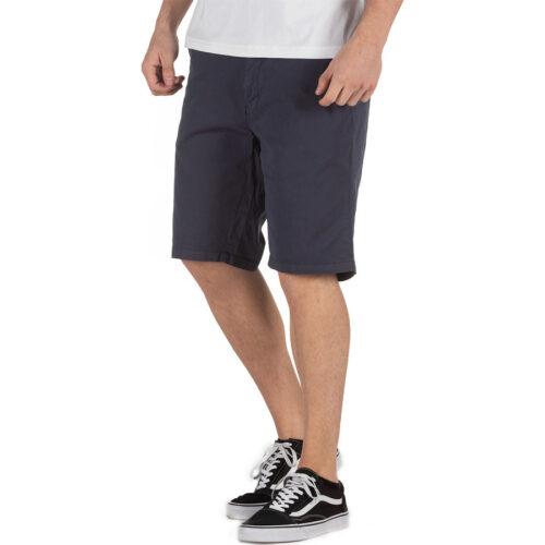 Ανδρική Υφασμάτινη Βερμούδα EMERSON Χρώμα Μπλε Emerson Mens Stretch Chino Short Pants 201.EM46.91 Blue