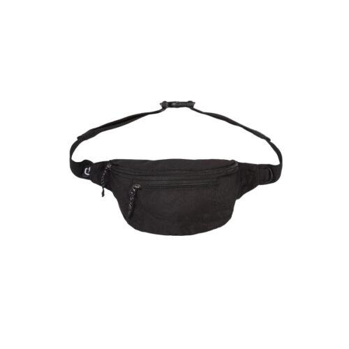 EMERSON 1.5L SLIM WAIST BAG Χρώμα Μαύρο - 201.EU02.006 Black