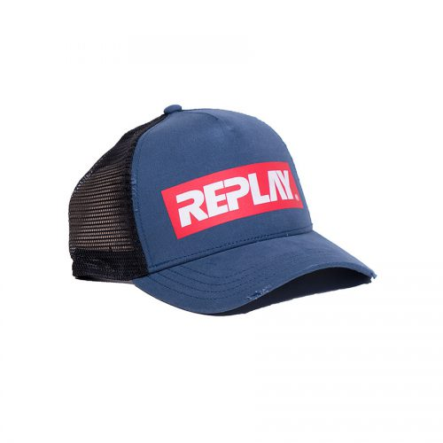 REPLAY ΚΑΠΕΛΟ BASEBALL CAP WITH MESH AM4221.000.A0387