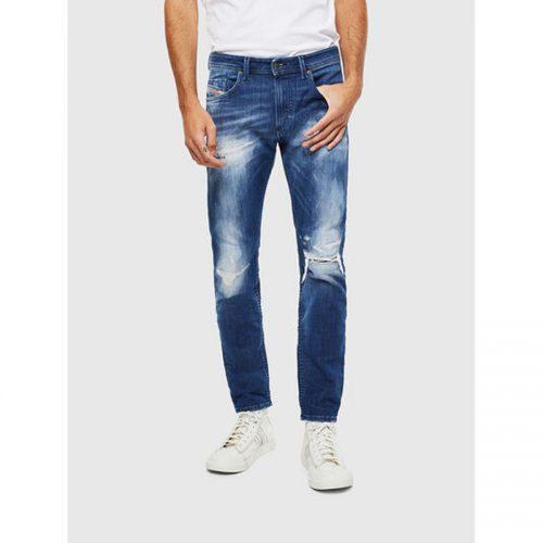 Ανδρικό Παντελόνι Τζιν DIESEL Χρώμα Μπλε Diesel Thommer JoggJeans 0099S- Blue