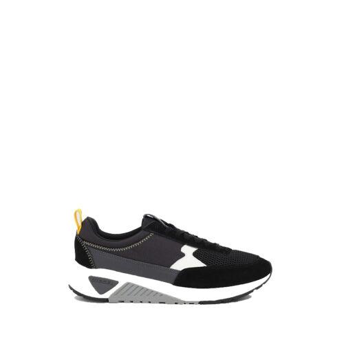 Diesel Ανδρικά Sneakers Χρώμα Μαύρο SKB S-KB LOW LACE II - Sneakers Y01998-P3152-H7044 Black