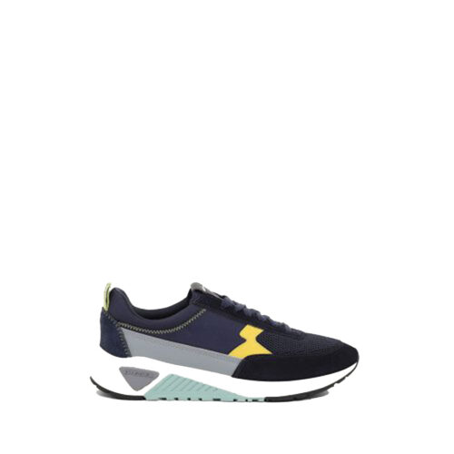 Diesel Ανδρικά Sneakers Χρώμα Μπλε SKB S-KB LOW LACE II - Sneakers Y01998-P3152-H3404 Blue Nights