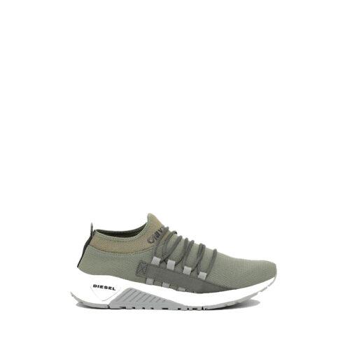 Diesel Ανδρικά Sneakers Χρώμα Πράσινο SKB S-KB SLG - Sneakers Y02106-P3021-T7398 Olivine