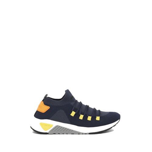 Diesel Ανδρικά Sneakers Χρώμα Μπλε SKB S-KB ATHL LACE - Sneakers Y02110-P2215-H7983 Blue Nights