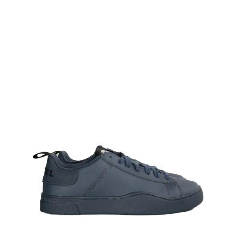 Diesel Ανδρικά Sneakers Xρώμα Μπλε DIESEL S-CLEVER LOW LACE SNEAKERS BLUE