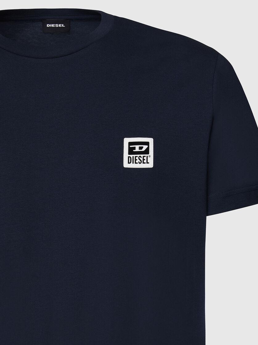 Ανδρικό T-Shirt DIESEL Χρώμα Μπλε T-DIEGOS-K30 BLUE