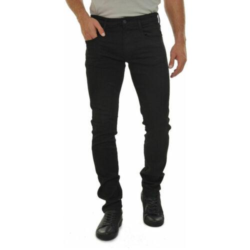 Ανδρικό Παντελόνι Replay Χρώμα Μαύρο M914D-000-85B 010-098-black