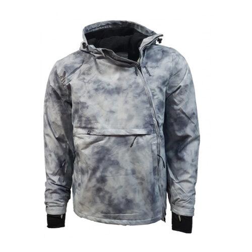Emerson Ανδρικό Μπουφάν Με Κουκούλα Men's Pullover Jacket with Hood 202.EM10.68 PR 217 GREY
