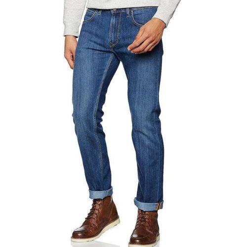 Ανδρικό Παντελόνι Τζιν LEE Χρώμα Μπλε Lee Daren Zip Fly L707ACHJ-blue