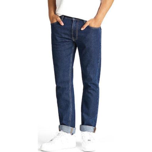 Ανδρικό Παντελόνι Τζιν LEE Χρώμα Σκούρο Μπλε Lee Men's Daren L707MG46- Dark Stonewash