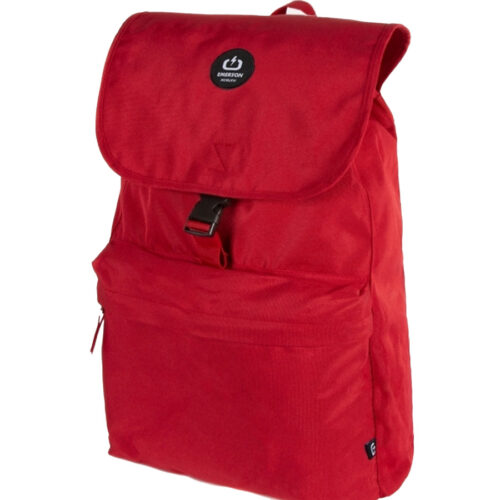 EMERSON ΣΑΚΙΔΙΟ ΠΛΑΤΗΣ 24L CLIP BACKPACK-Red