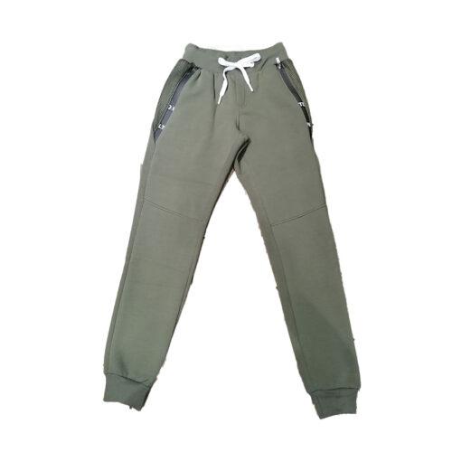 Ανδρική Φόρμα Paco & Co Χρώμα Λαδί Paco 202608-olive green