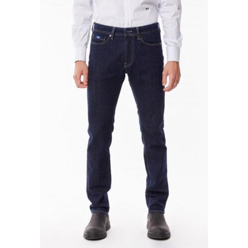 Ανδρικό Παντελόνι GAS Χρώμα Μπλε Men's Albert Simple wz08 -Blue