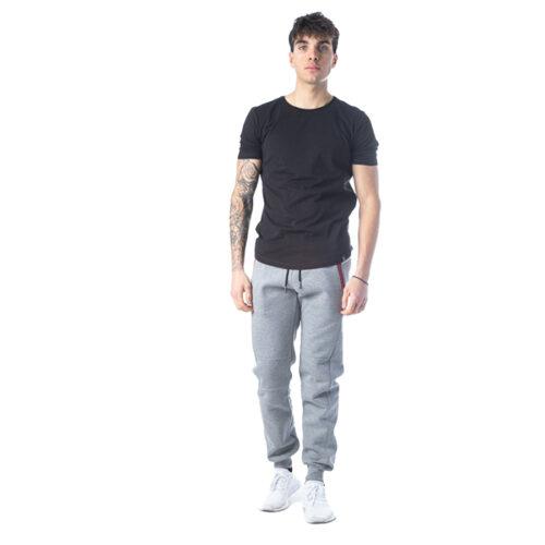 Ανδρική Φόρμα Paco & Co Χρώμα Γκρι Paco 202609-Light Grey