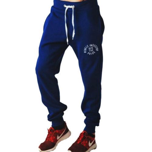 Ανδρικό Παντελόνι Φόρμας PACO & CO 8587 Χρώμα Μπλε 8587-Blue