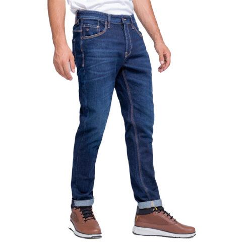 Ανδρικό Παντελόνι Τζιν STAFF Χρώμα Μπλε Hardy Man Pant 5-859.199.B1.044-blue