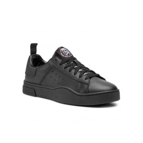Diesel Ανδρικά Sneakers Xρώμα Μαύρο DIESEL S-Clever Low Y01748 P1729 H1669 Black/Black