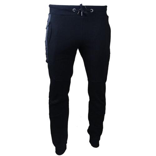 Ανδρική Φόρμα Paco & Co Χρώμα Μαύρο Paco 202610-Black