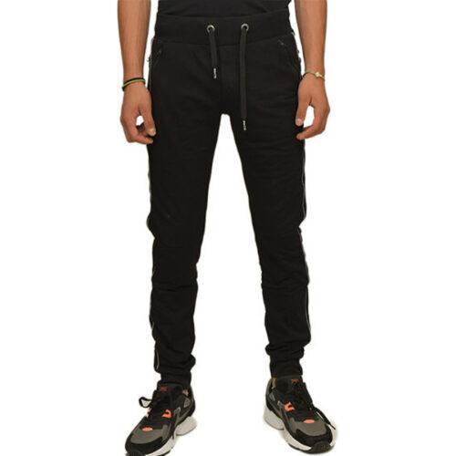 Ανδρική Φόρμα Paco & Co Χρώμα Μαύρο Paco 202603-black
