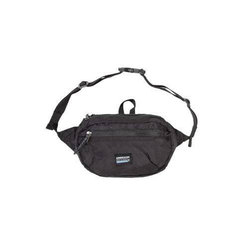 EMERSON PACKABLE WAIST BAG ΧΡΩΜΑ ΜΑΥΡΟ 202.EU02.50P-BLACK