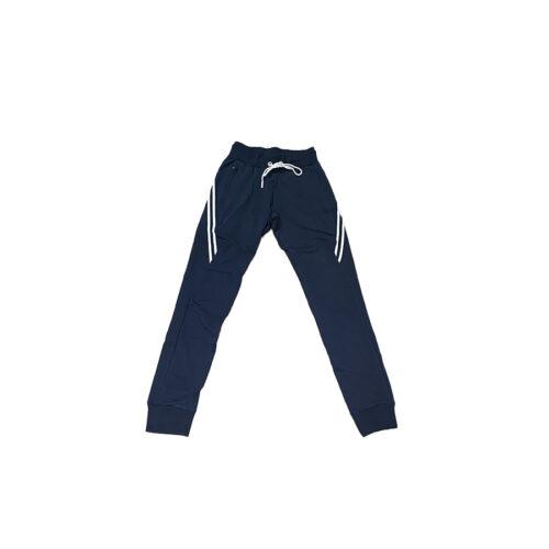 Aνδρικό Παντελόνι Φόρμας PACO & CO Χρώμα Μπλε Men's Jogger Pant 213678-blue