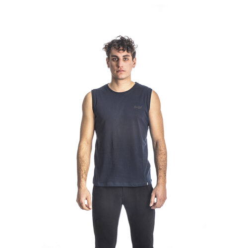 Paco & Co Men's Tank Top 85102 black