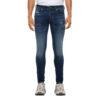 Ανδρικό Παντελόνι Τζιν DIESEL Χρώμα Σκούρο Μπλε Diesel Sleenker 00SWJG 009DK 01- dark blue