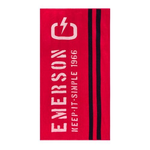 Emerson Πετσέτα Θαλάσσης 150x88 181.EU04.59 RED/NAVY