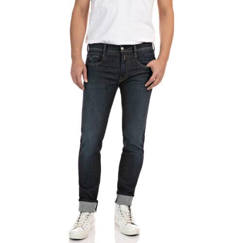 Ανδρικό Παντελόνι REPLAY Χρώμα Σκούρο Μπλε M914Y .000.661RI10-007-dark blue
