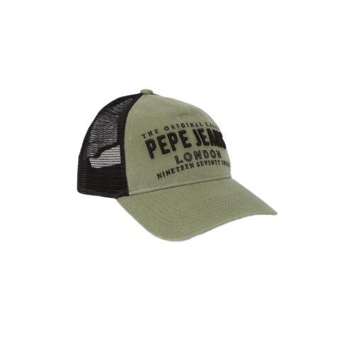 ΚΑΠΕΛΟ PEPE JEANS E2 ORDESA CAP PM040490-forest green