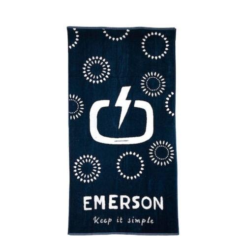 Emerson Πετσέτα Θαλάσσης 85x160 Jacquard TW36 PR88