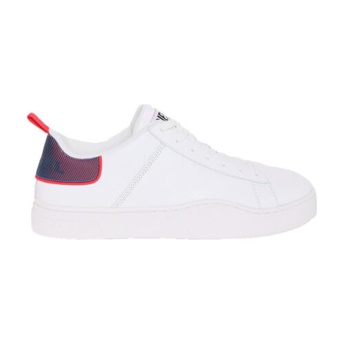 Diesel Ανδρικά Sneakers Xρώμα Λευκό DIESEL CLEVER S-CLEVER LOW LACE SNEAKERS Y02045 P3816 H7642-white