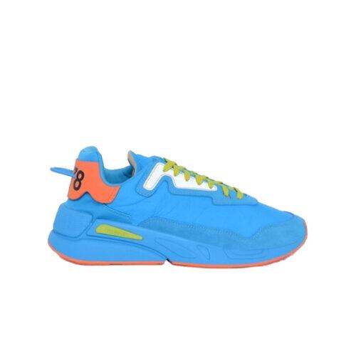 Diesel Ανδρικά Sneakers Xρώμα Μπλε DIESEL SERENDIPITY S-SERENDIPITY LC SNEAKERS Y02351 P3392 T6214-blue