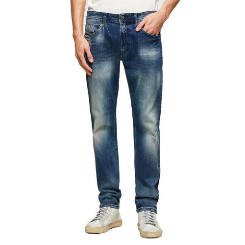 Ανδρικό Παντελόνι Τζιν DIESEL Χρώμα Σκούρο Μπλε Diesel THOMMER 00SB6D 009RS 01-dark blue