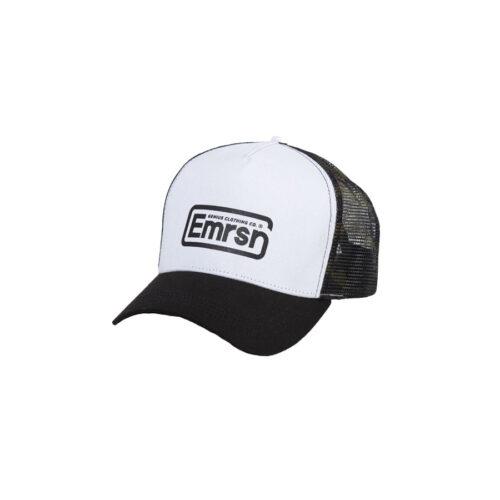 EMERSON Καπέλο Χρώμα Λευκό/Μαύρο/Καμ Emerson 211.EU01.70 white/black/camo