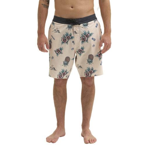 EΜERSON Ανδρικό Μαγιό Men's Board Shorts 211.EM525.09R-PR 225 ORANGE