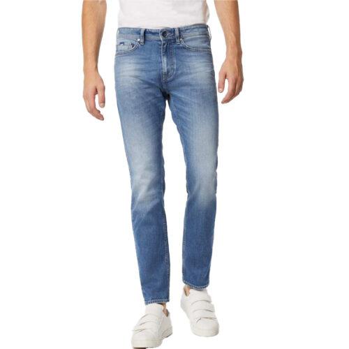 Ανδρικό Παντελόνι GAS Χρώμα Ανοιχτό Μπλε Men's ALBERT SIMPLE WZ22 92609 35 1380 03 0879 WZ22-light blue