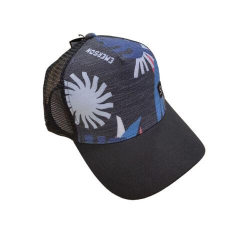 EMERSON Καπέλο Χρώμα Μαύρο Emerson 211.EU01.20 PR224 black/black