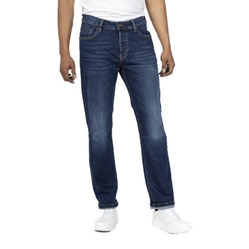 Ανδρικό Παντελόνι Τζιν STAFF Χρώμα Μπλε Hardy Man Pant 5-859.199.B2.045-blue