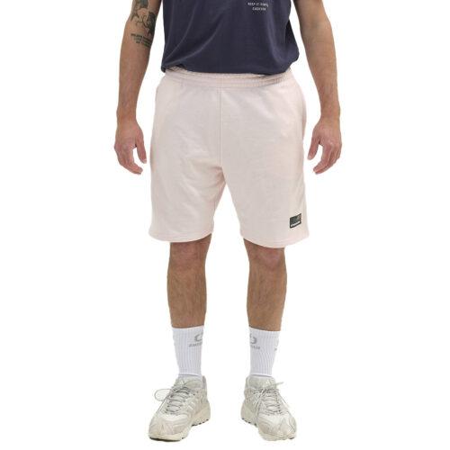Ανδρική Μακό Βερμούδα EΜERSON Χρώμα Ροζ Emerson Men's Sweat Athletic Shorts 211.EM26.33 pale rose