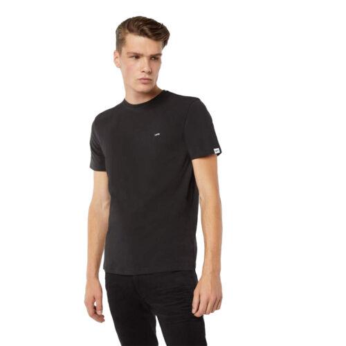 GAS Ανδρικό T-shirt Χρώμα Μαύρο SCUBA/S STR Gas A0513 54 3296 18 1123 0200-black