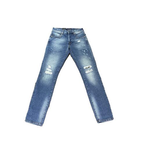 Ανδρικό Παντελόνι SCINN ELTON LD Χρώμα Μπλε eltonld 121.51.SP111 -blue