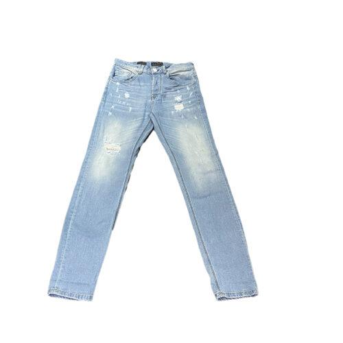 Ανδρικό Παντελόνι SCINN FERREZ L Χρώμα Ανοιχτό Μπλε ferrezl 121.67.SP127 -light blue