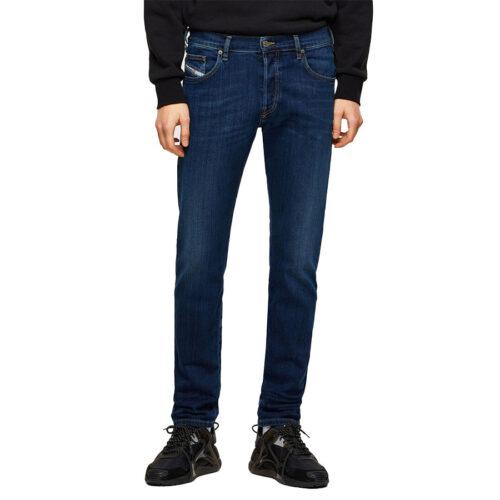 Ανδρικό Παντελόνι Τζιν DIESEL Χρώμα Σκούρο Μπλε Diesel D-YENNOX A00394 009ML-01 dark blue