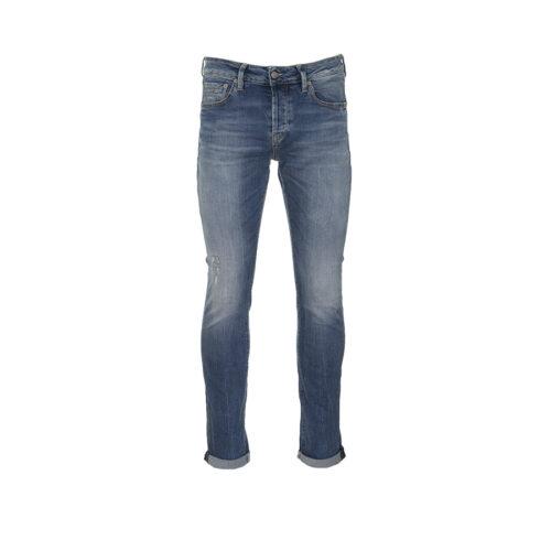 Ανδρικό Παντελόνι Τζιν STAFF Χρώμα Μπλε Simon Man Pant 5-829.585.S3.045-blue