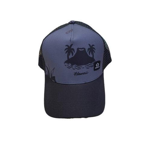 EMERSON Καπέλο Χρώμα Γκρι/Μαύρο Emerson 211.EU01.20 PR227 ebony/black