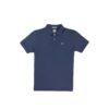 Ανδρικό Polo BASEHIT Χρώμα Μπλε Basehit CLASSIC POLO PIQUET SHIRT 211.BM35.68GD-blue